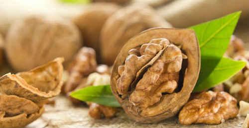 грецкие орехи польза и вред