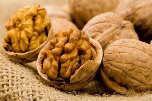 перегородки грецких орехов польза и вред