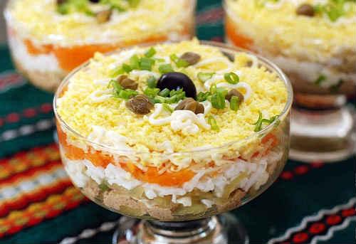 salaty-iz-pecheni-treski-retsepty