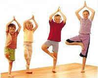 Упражнения на координацию и равновесие