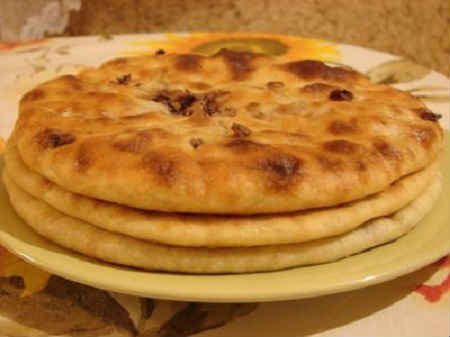 Адыгейский пирог с картошкой рецепт