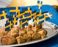 Шведская кухня - рецепты блюд моей подруги