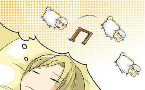 засыпать быстро