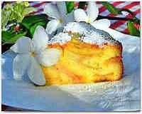 Пирог с яблоками — рецепт на быструю руку с медом и орехами