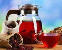 чай каркаде понижает давление