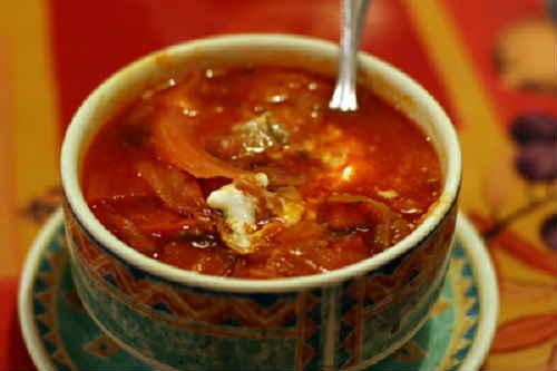Рыбный суп рецепт из консервов в томатном соусе рецепт