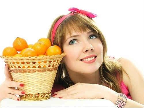 калорийность мандаринов
