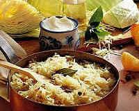 Квашеная капуста - польза и вред для организма, калорийность
