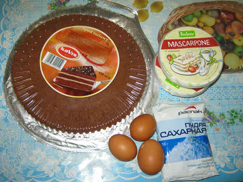 рецепты тирамису с фото в домашних условиях