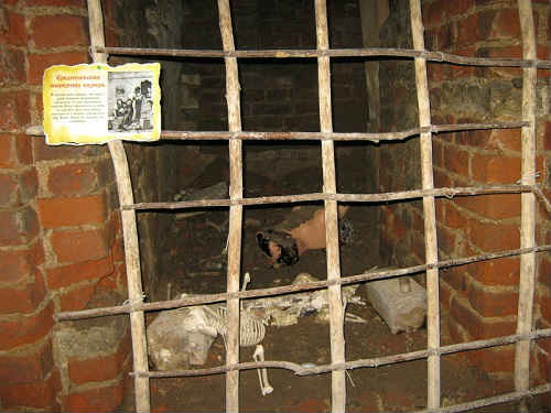 музей святой инквизиции Замок Шаакен