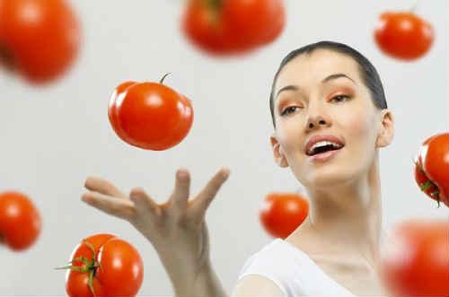 помидоры полезные свойства