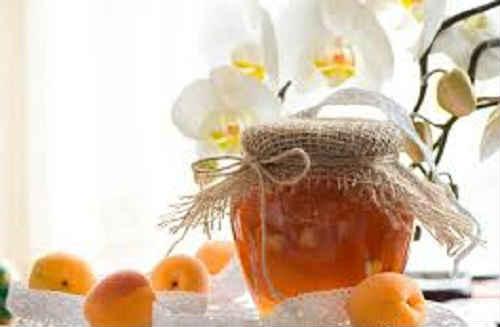 абрикосовое варенье заготовка на зиму