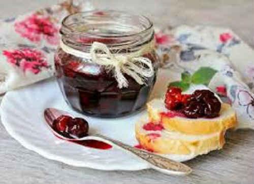 вишневое варенье пятиминутка рецепт без косточки