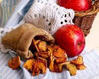 как сушить яблоки в домашних условиях