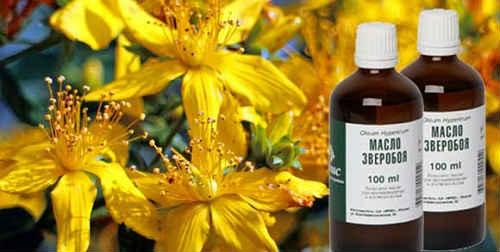 масло зверобоя полезные свойства и противопоказания