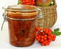 Варенье из красной рябины — рецепты на зиму