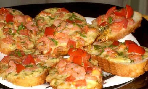 бутерброды на сковороде с картошкой рецепт