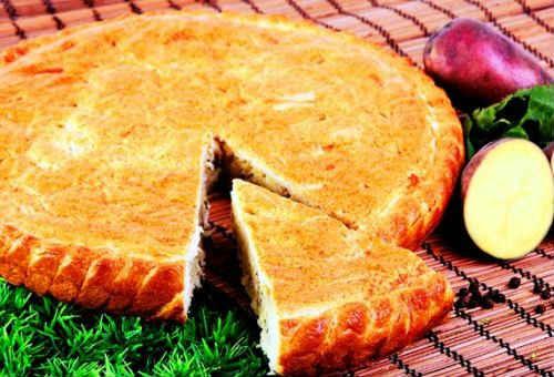 мясной пирог в духовке рецепты