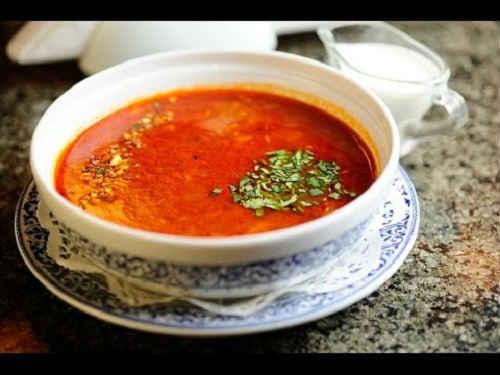 суп харчо с курицей рецепт в домашних условиях