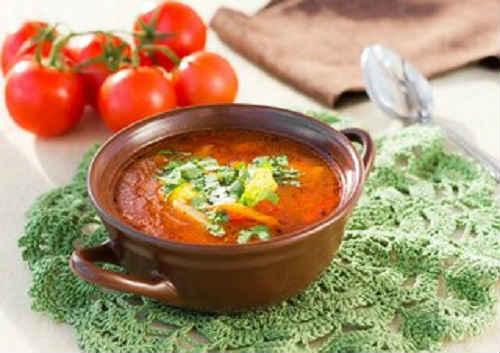 суп харчо со свининой рецепт приготовления в домашних