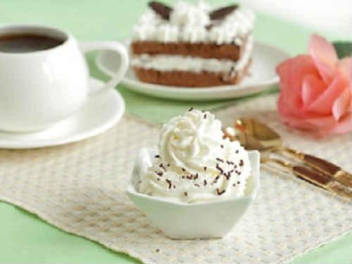 Взбитые сливки для торта в домашних условиях рецепт
