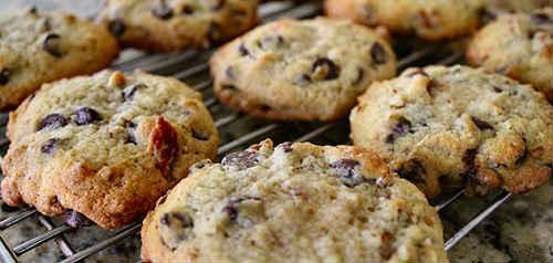 постное печенье рецеп из овсяных хлопьев