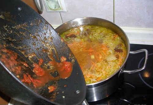 солянка из семги пошаговый рецепт