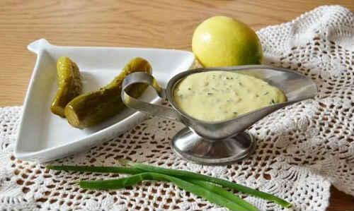 соус тартар рецепт с солеными огурцами
