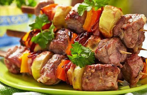 шашлык из свинины рецепты