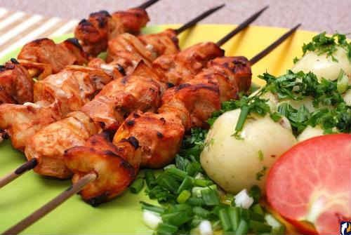 свиной шашлык рецепты маринада