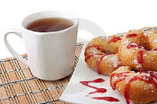 творожные пончик рецепт