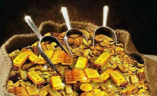 деньги богаттво
