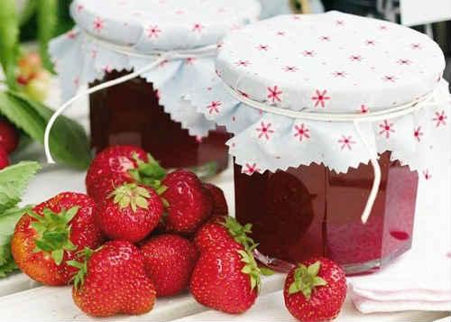 варенье из клубники рецепты с целыми ягодами