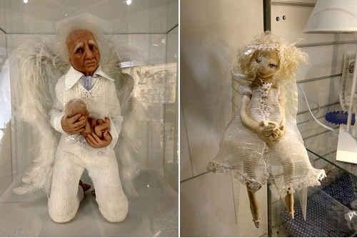 коллекция ангелов