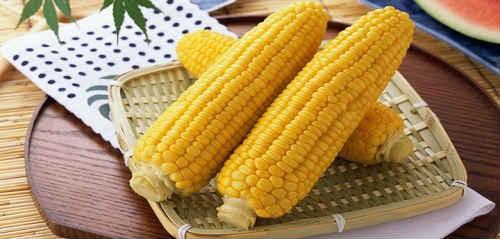 польза вареной кукурузы для беременных
