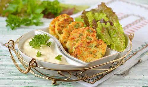 рецепт пышных кабачковых оладий