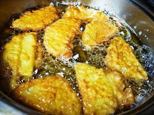 кабачки в кляре жареные на сковороде