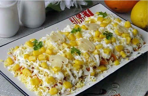 курица с ананасами рецепт салат простой рецепт