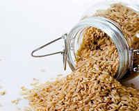 Коричневый (бурый) рис - польза и вред