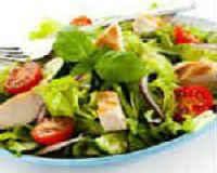 Праздничные салаты - простые и вкусные рецепты без майонеза