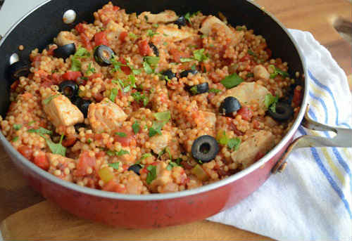 кус кус рецепт приготовления с овощами