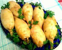 Рецепты фаршированных кальмаров творогом, паштетом, в духовке