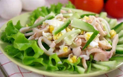 самый вкусный салат