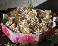 Домашние пряники  - рецепты на кефире, с цукатами и вишней