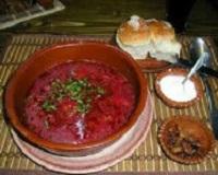 Борщ с говядиной — рецепт вкусного блюда