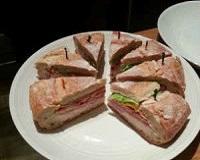 Рецепт сэндвича — оригинальный сундучок