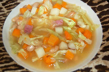 Луковый суп для похудения - рецепт, диета