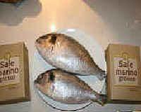 Рыба запеченная в соли - 2 рецепта