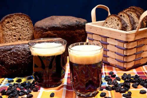 Хлебный квас в домашних условиях - рецепт с дрожжами и без них