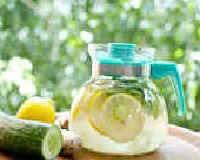 Вода Сасси — рецепт для похудения
